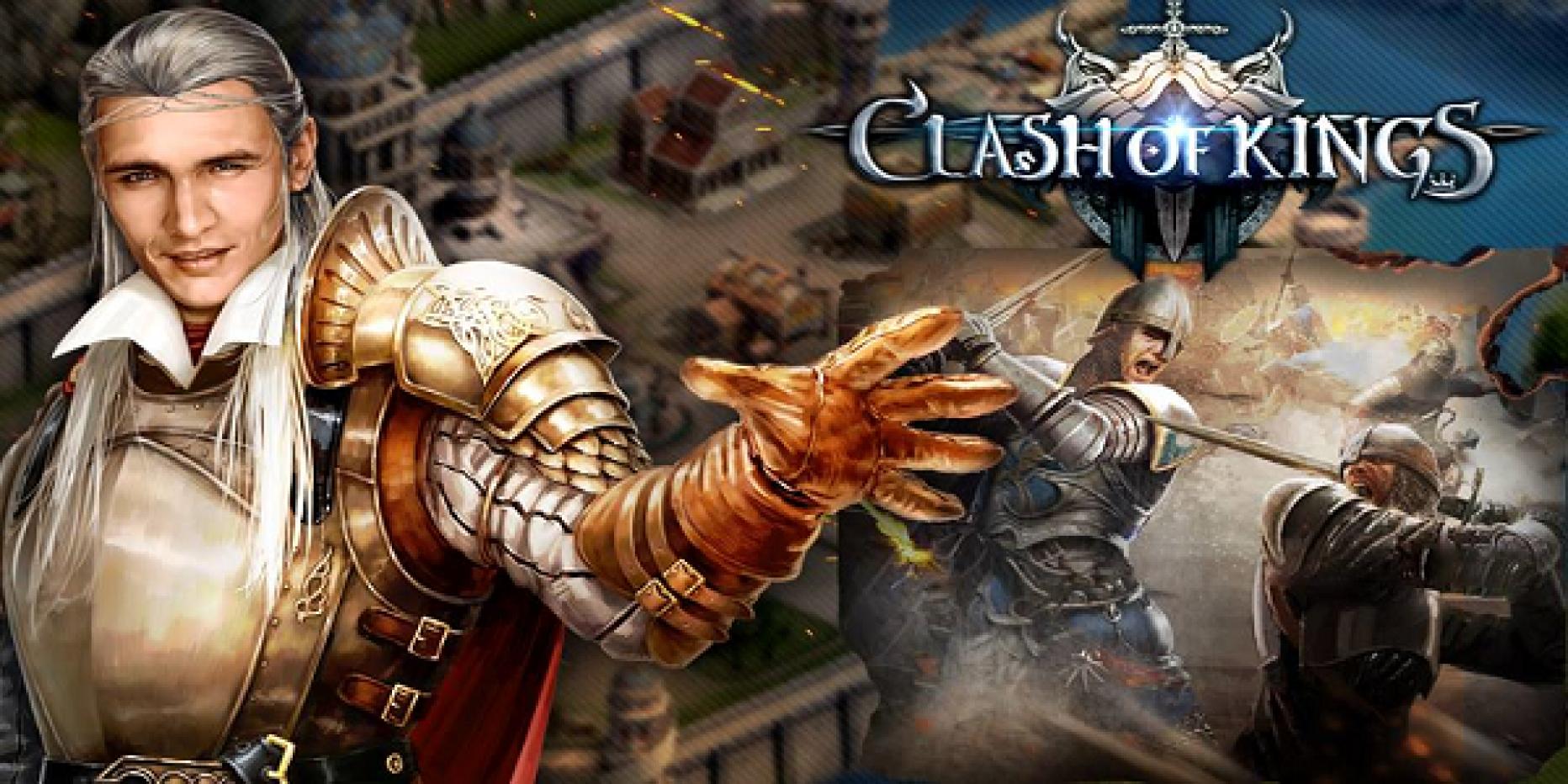 Clash of Kings Triche Astuce En Ligne