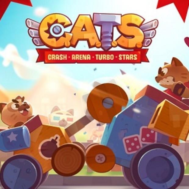 CATS Crash Arena Turbo Stars Triche Astuce Gemmes et Pièces