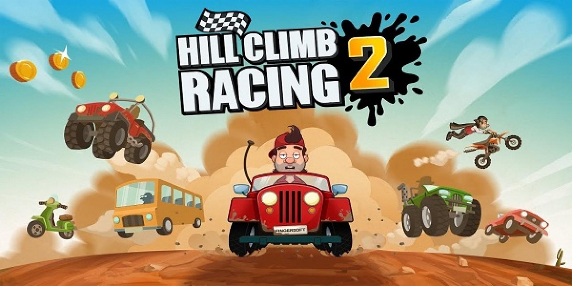 Hill Climb Racing 2 Triche Astuce Gemmes et Pièces